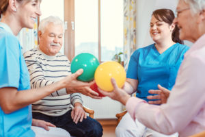 Senior Care Liberty, TX: Exercises for Seniors